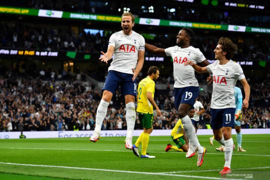Liga Konferensi Eropa: Tottenham atasi Pacos de Ferreira 3-0