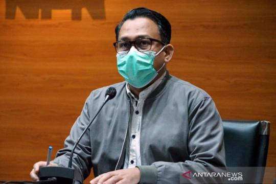 KPK usut kasus dugaan suap penanganan perkara di Lampung Tengah
