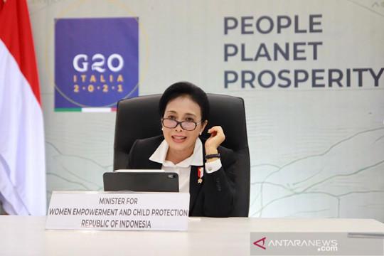 Menteri PPPA: Indonesia komitmen setarakan gender di bidang STEM