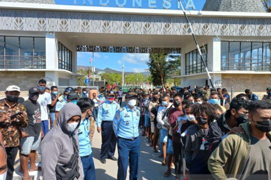 Imigrasi Atambua kembali deportasi 76 WN Timor Leste