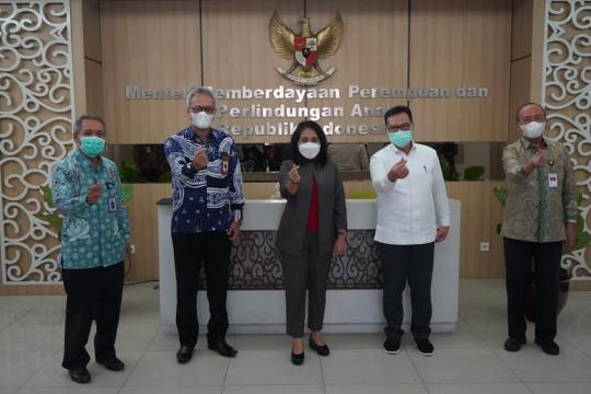 BKKBN gandeng Kemen PPPA atasi permasalahan stunting di Indonesia
