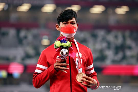 (Round up) Kejutan dari Saptoyogo, Indonesia kantongi dua medali