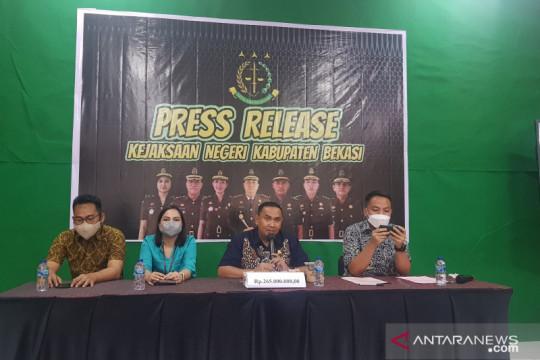 Kejaksaan Bekasi terima denda kasus pencemar lingkungan