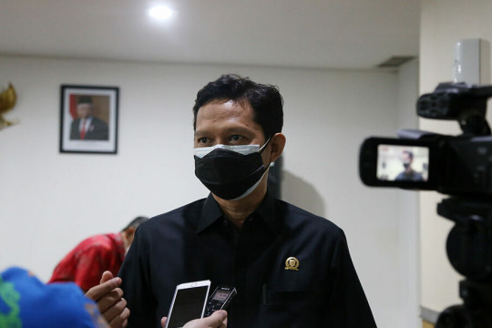 Bapemperda DPRD DKI gandeng dua komisi sempurnakan raperda dua BUMD