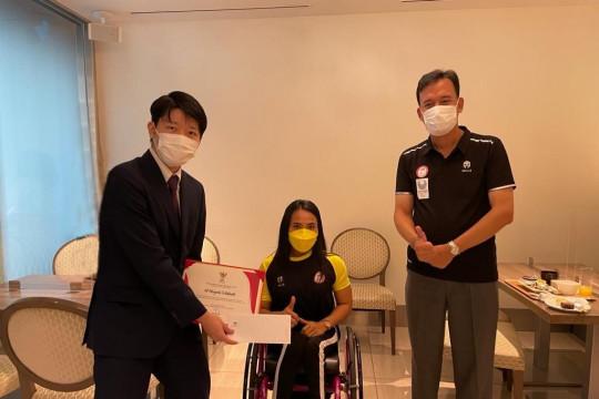KBRI Tokyo lepas kepulangan Nengah Widiasih dan M Fadli