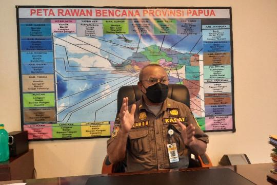 BPBD Papua tingkatkan koordinasi terkait dampak badai La Nina