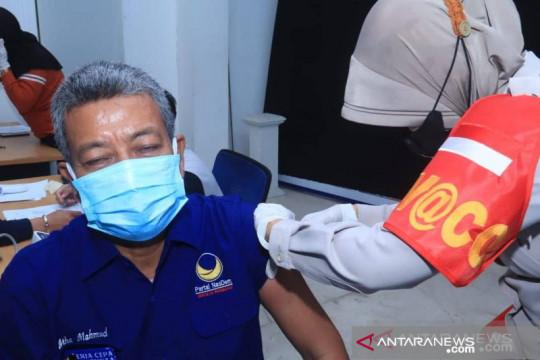 NasDem Sulteng kritik Bupati Donggala karena langgar prokes
