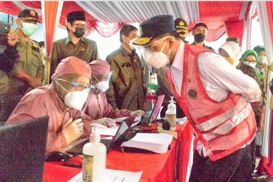 Kemenhub dukung kegiatan vaksinasi massal di Purworejo