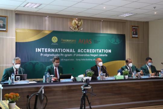 UNJ bidik akreditasi internasional