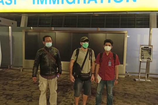 Imigrasi Bali deportasi warga Amerika karena terlibat kasus pidana