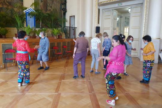 Budaya, kuliner Indonesia warnai Festival Des Seniors di Paris