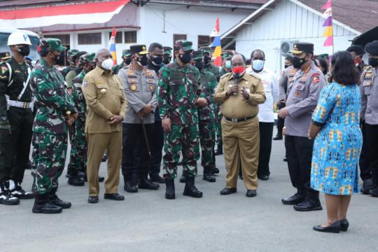 Panglima apresiasi kekuatan sinergi Forkopimda jaga Papua Barat