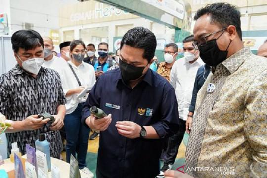 DPR: Dorong UMKM masuk ke rest area jalan tol
