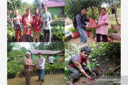 Masyarakat Luat Lombang kelola koridor orangutan Tapanuli