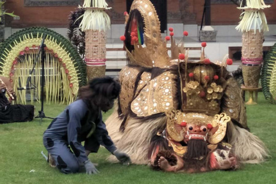 MSI gelar pertunjukan amal tari Bali bantu seniman terdampak pandemi