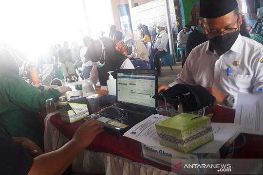 Pasien COVID-19 sembuh di Bangka Tengah tercatat 4.922 orang