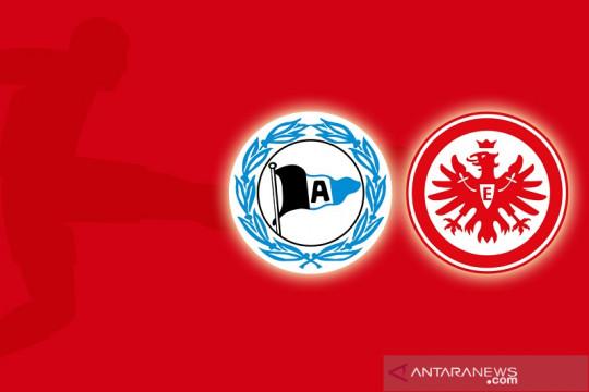 Frankfurt batal raih kemenangan perdana gara-gara gol larut Arminia