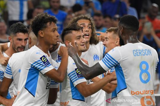 Marseille amankan tiga poin penuh kontra Saint-Etienne