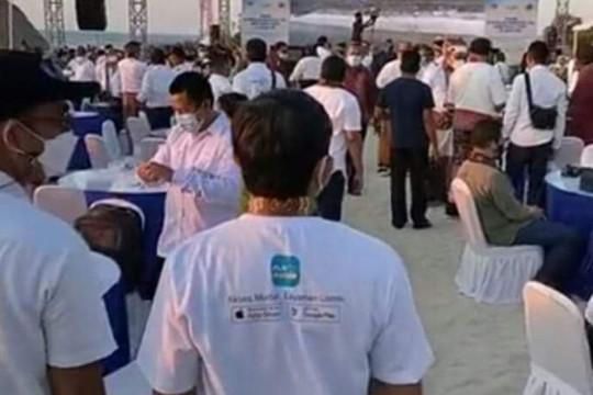 Ombudsman ingatkan Kerumunan di Semau jadi preseden ditiru masyarakat