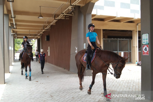 JIEP yang tak sekedar pacuan kuda