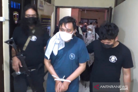 Polisi ungkap penculikan sopir transportasi daring di Makassar