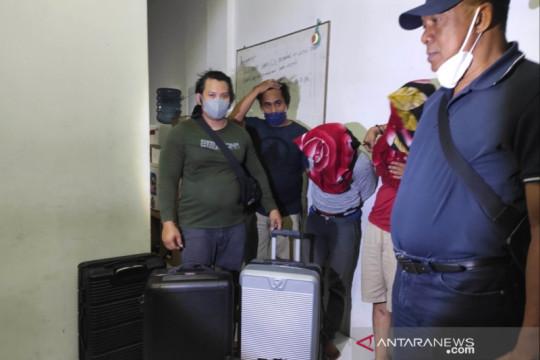 Polda Sulsel ungkap peredaran 35 kilogram narkoba