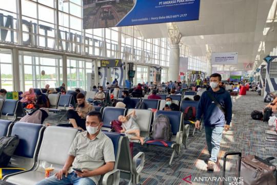 Otoritas Bandara Kualanamu telusuri Batik Air yang mendarat darurat