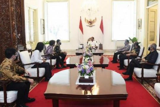 Presiden Jokowi apresiasi konser 48 tahun God Bless