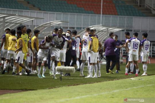 Tiga pemain Persita dipastikan absen pada laga melawan Persib