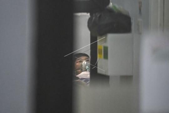 Keterisian ruang ICU COVID-19 RSMH Palembang masih 90 persen