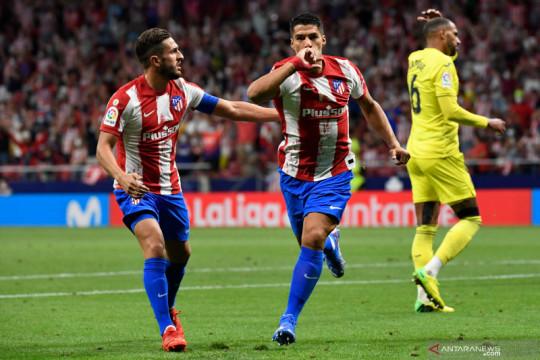 Gol bunuh diri Villarreal selamatkan muka Atletico Madrid