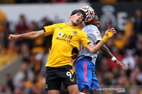 Liga Inggris: Manchester United kalahkan Wolverhampton Wanderers 1-0