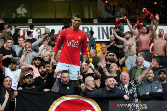 Kembalinya Ronaldo bakal berdampak besar di Old Trafford, kata Maquire