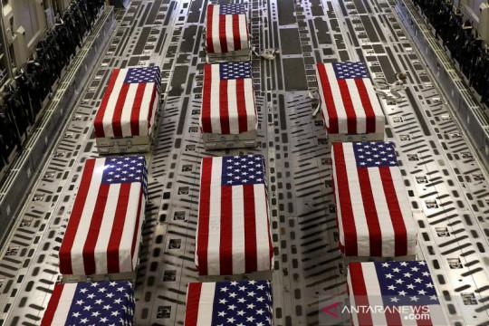 Tentara AS tewas akibat bom bunuh diri di Afghanistan