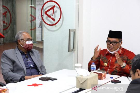 Bupati Aceh Barat harapkan ANTARA media pengontrol kinerja pemerintah