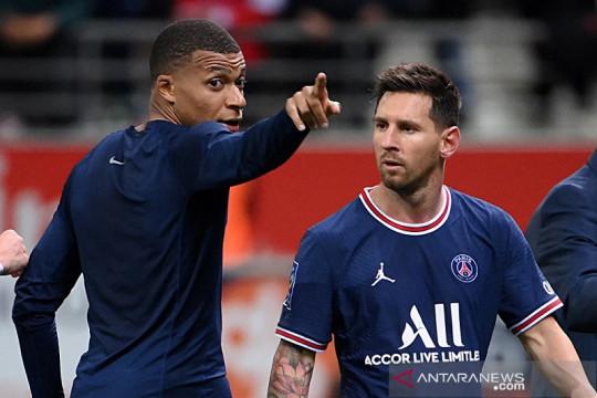 Presiden Barcelona akui tidak suka melihat debut Messi di PSG