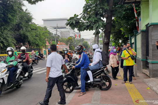 Mayoritas orang tua siswa di SMKN 32 Jakarta setuju PTM terbatas