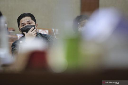 Erick Thohir: PMN 2021 sudah cair Rp6,2 triliun untuk Hutama Karya