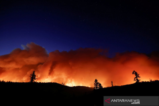 Biden setujui deklarasi bencana di California