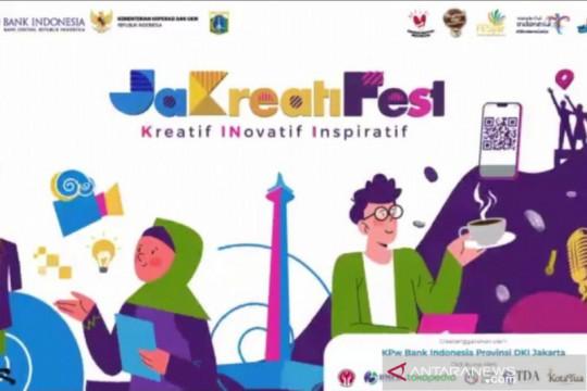 Jakarta Creative Festival 2021 terselenggara untuk percepatan PEN