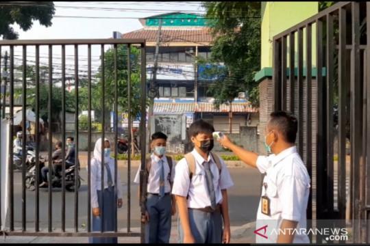 Disdik DKI wajibkan sekolah berkoordinasi dengan faskes saat PTM