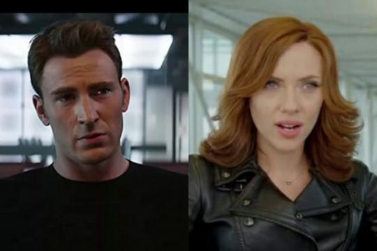 """Scarlett Johansson dan Chris Evans kembali adu peran di """"Ghosted"""""""