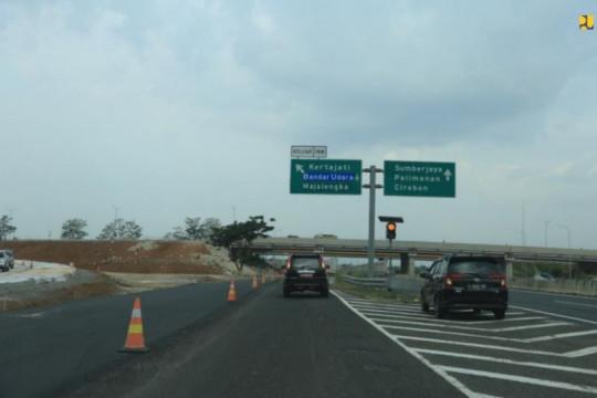 Ruas tol Akses Bandara Kertajati diharapkan rampung September 2021