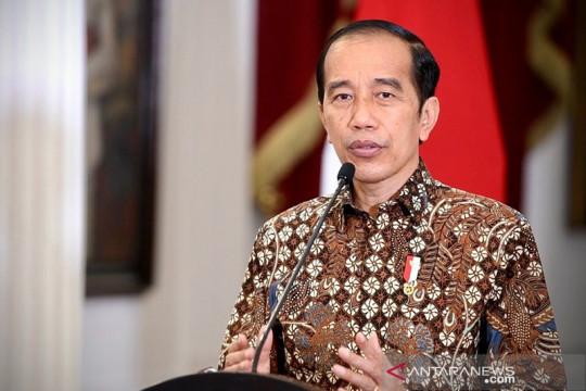 Survei SPIN: Mayoritas warga nilai baik kinerja pemerintahan Jokowi