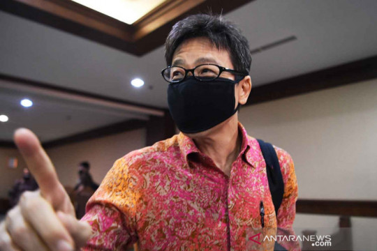 Pengadilan Tipikor vonis bebas Samin Tan