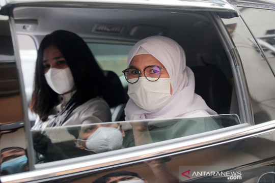 KPK panggil ajudan Lili Pintauli Siregar