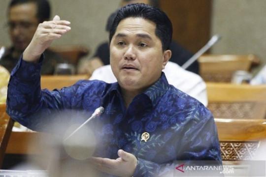 Erick Thohir: PMN 2022 yang baru disetujui untuk lima BUMN