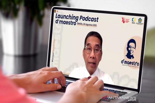 Kemenkeu luncurkan podcast D'Maestro perluas edukasi keuangan negara