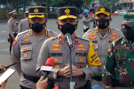 Polda Metro fokuskan program vaksinasi ke daerah penyangga Jakarta