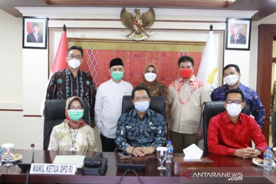 Pakar: Pertegas kedudukan DPD untuk hasilkan kebijakan komprehensif